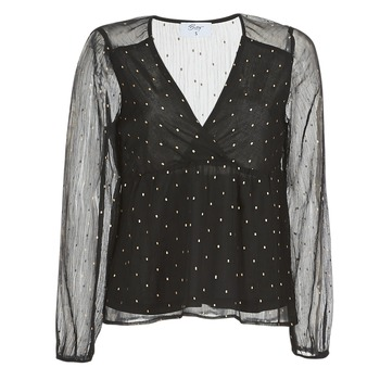 Clothing Women Tops / Blouses Betty London JENASQUE Black