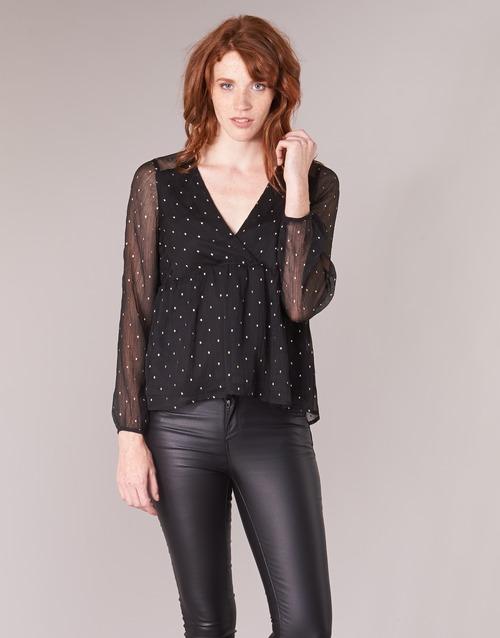 Clothing Women Tops / Blouses Betty London JENASQUE Black