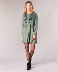 Clothing Women Short Dresses Betty London JARAZA Kaki