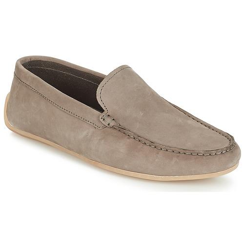 Shoes Men Loafers Clarks Reazor Edge Sage Nubuck