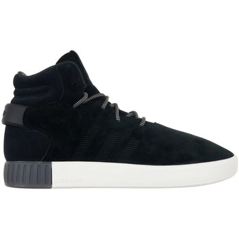 Shoes Men Mid boots adidas Originals Tubular Invader Black