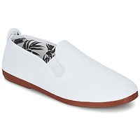 Shoes Slip ons Flossy ARNEDO White