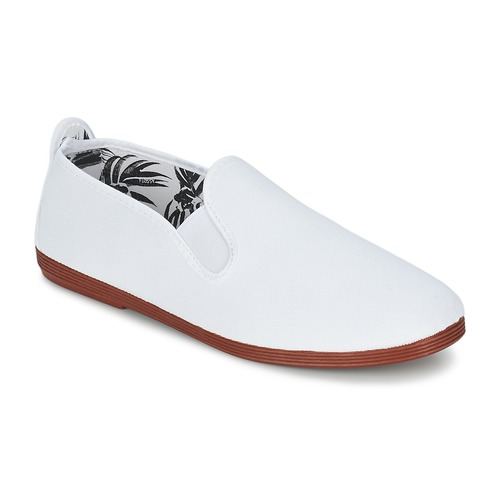 Shoes Slip-ons Flossy ARNEDO White