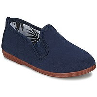 Shoes Children Slip ons Flossy PAMPLONA Navy