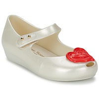 Shoes Girl Flat shoes Melissa VW MINI ULTRAGIRL Beige