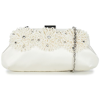 Bags Women Evening clutches Menbur IRIA CLUTCH Ivory