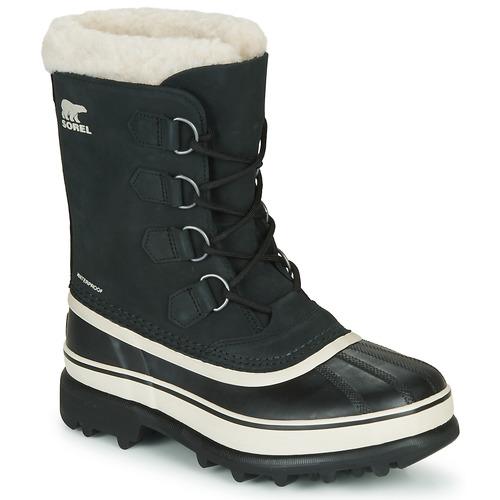 Shoes Women Snow boots Sorel CARIBOU Black