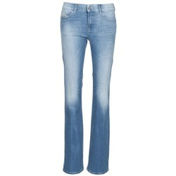 Clothing Women bootcut jeans Diesel BOOTZE Blue