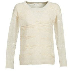 Clothing Women jumpers Ikks SAVANNAH Ecru