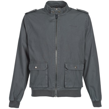 Clothing Men Jackets Teddy Smith BEWING Grey