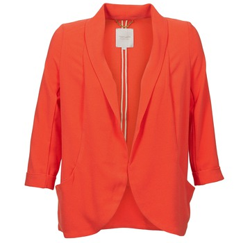 Clothing Women Jackets / Blazers Teddy Smith VENUS Red