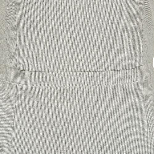 Gant Grey Gant Jersey L Pique Pique Jersey L Grey 8Ovwx