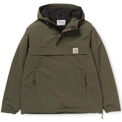 Clothing Men Macs Carhartt WIP Nimbus Pullover Jacket Green