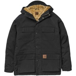 Clothing Men Jackets Carhartt WIP Mentley Jacket Black