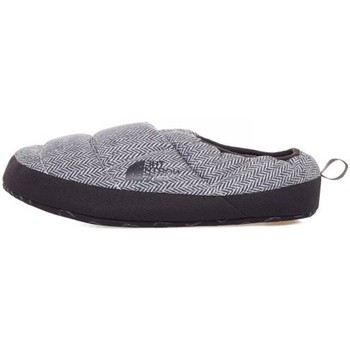 Shoes Men Clogs The North Face Nuptse Tent Mule III Mens Slipper Grey