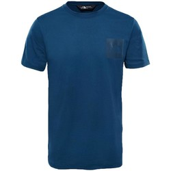 Clothing Men T-shirts & Polo shirts The North Face Flashdry T-shirt Blue