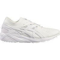 Shoes Men Low top trainers Asics Gel Kayano Trainer Knit White