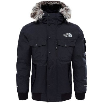 Clothing Men Parkas The North Face Mens Gotham Jacket Black