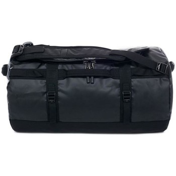Bags Men Luggage The North Face Base Camp Duffel Barrel Bag Black