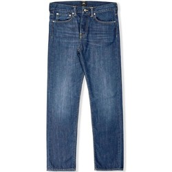 Clothing Men Jeans Edwin Jeans Edwin ED-80 Slim Tapered Jeans Kingston Blue Denim Black