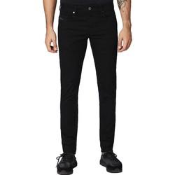 Clothing Men Jeans Diesel Thommer 0688H Jeans Stretch Skinny Black
