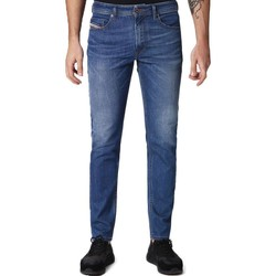 Clothing Men Jeans Diesel Thommer 084RM  Skinny Fit Stretch Jeans Blue