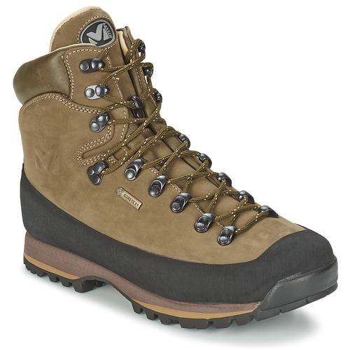 Shoes Men Walking shoes Millet BOUTHAN GTX Almond
