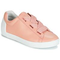 Shoes Women Low top trainers Ash NINA Nude
