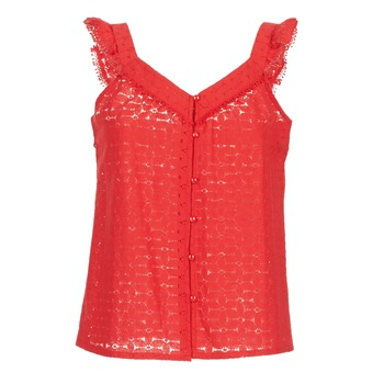 Clothing Women Tops / Blouses Betty London KOCLA Red
