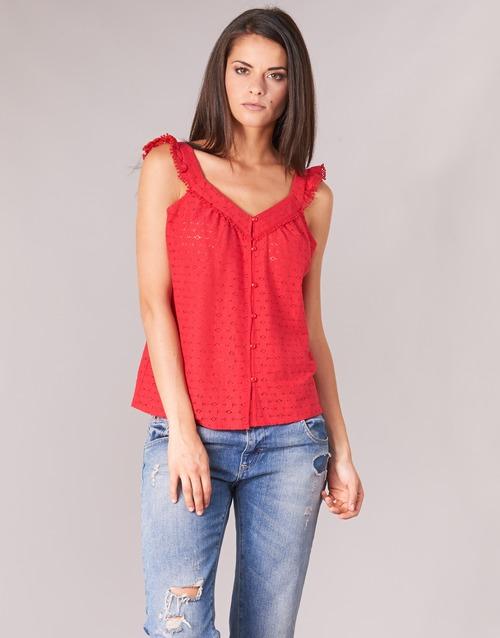 Clothing Women Tops / Blouses Betty London KOCLA Red
