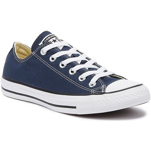 Shoes Low top trainers Converse Mens Womens Blue CT Low Trainers Blue