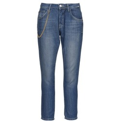 Clothing Women Straight jeans Gaudi AANDALEEB Blue / Medium