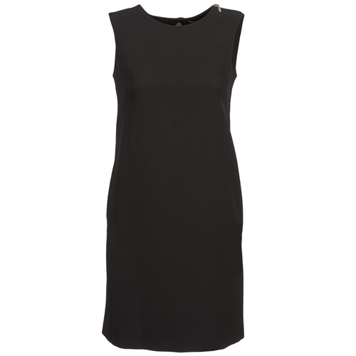 Clothing Women Short Dresses Gaudi ABHA Black