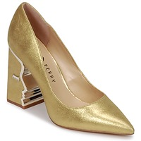 Shoes Women Heels Katy Perry THE CELINA Gold