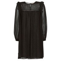Clothing Women Short Dresses Moony Mood BREYAT Black