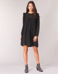 Clothing Women Short Dresses Moony Mood BREYAT Black