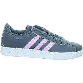 Shoes Low top trainers adidas Originals VL Court 20 Grey