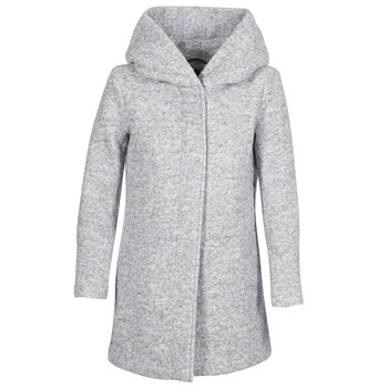 Clothing Women coats Only ONLSEDONA Grey