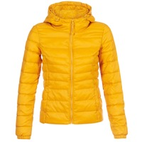 Clothing Women Duffel coats Only ONLTAHOE Yellow