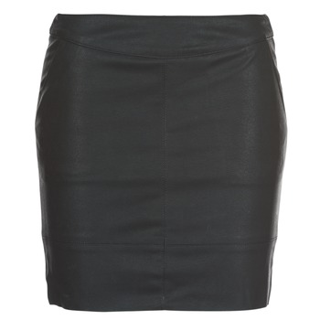 Clothing Women Skirts Only ONLBASE Black