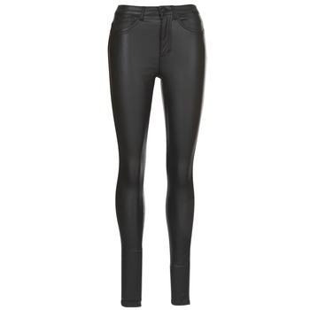 Clothing Women Slim jeans Only ONLROYAL Black