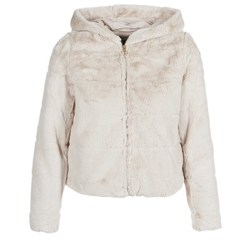 Clothing Women Jackets Only ONLCHRIS Beige