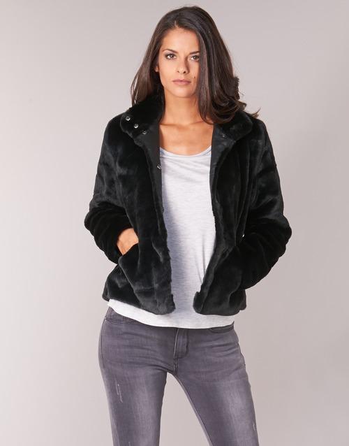 Clothing Women Jackets Only ONLVIDA Black