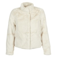 Clothing Women Jackets Only ONLVIDA Beige
