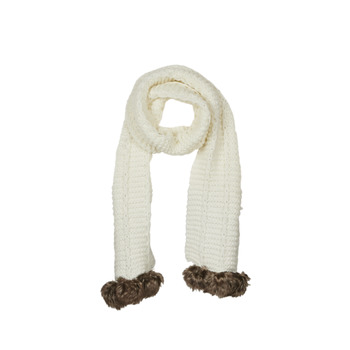 Clothes accessories Women Scarves / Slings André POLAIRE White