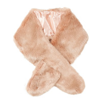 Clothes accessories Women Scarves / Slings André CARIBOU Pink