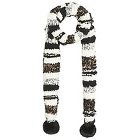 Clothes accessories Women Scarves / Slings André JUSTINE Black