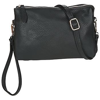 Bags Women Messenger bags André LE KANGOUROU Black