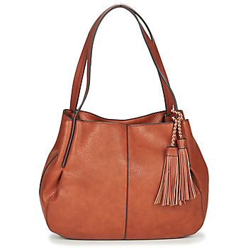 Bags Women Small shoulder bags André ALINE Camel