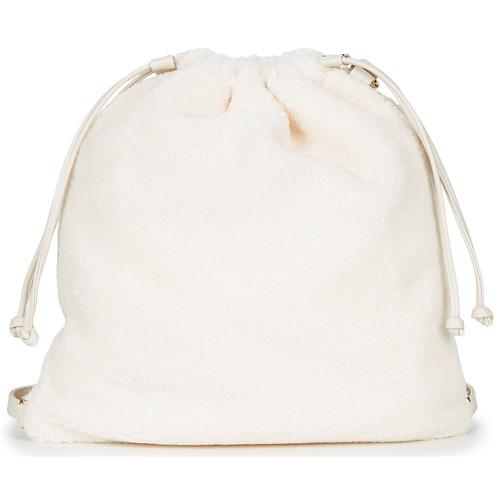 Bags Women Rucksacks André BOUCLETTE Ecru